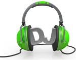 3d-vector-clipart-of-a-dj-text-between-green-headphones-by-3pod-38